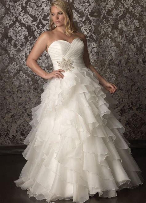Wedding dresses for bigger girls (update June)   Fashion 2019