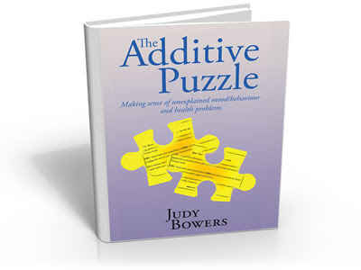 The Additive Puzzle book by Judy Bowers