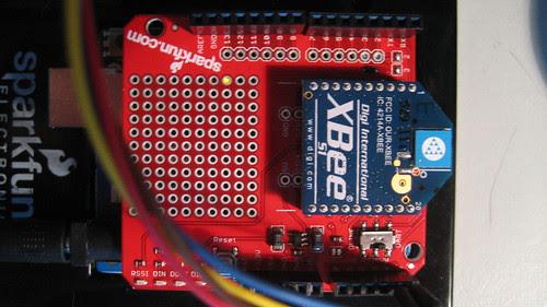 XBee Shield with XBee Module