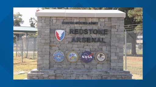 Avatar of Redstone Arsenal says no damage or injuries from chemical spill