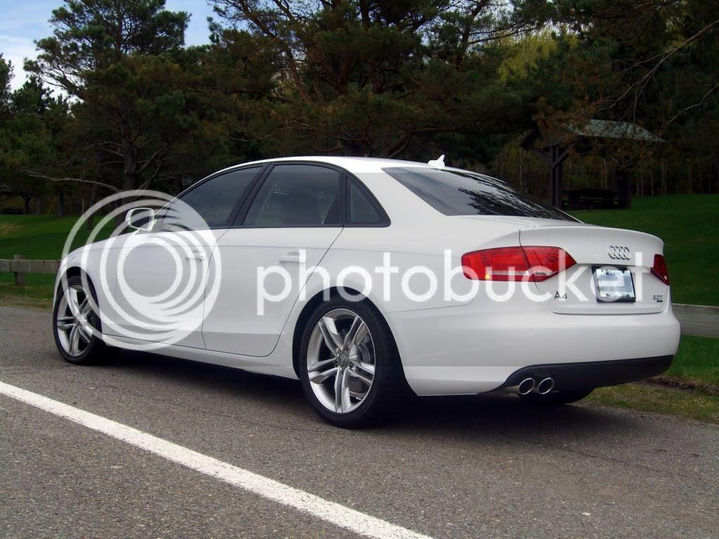 Audi A4 B8 19 Inch Wheels