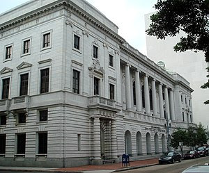 English: The John Minor Wisdom U.S. Courthouse...