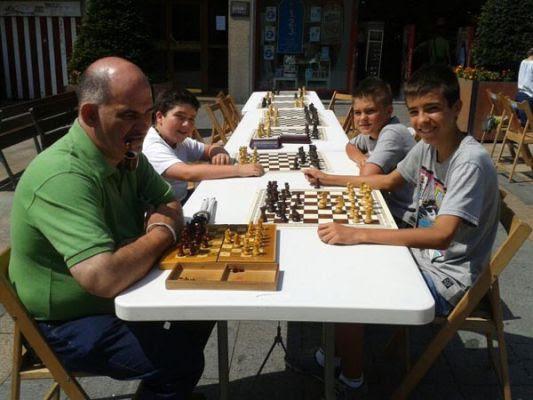 Ajedrez Santurtzi El Carmen 2013 Integracion 050