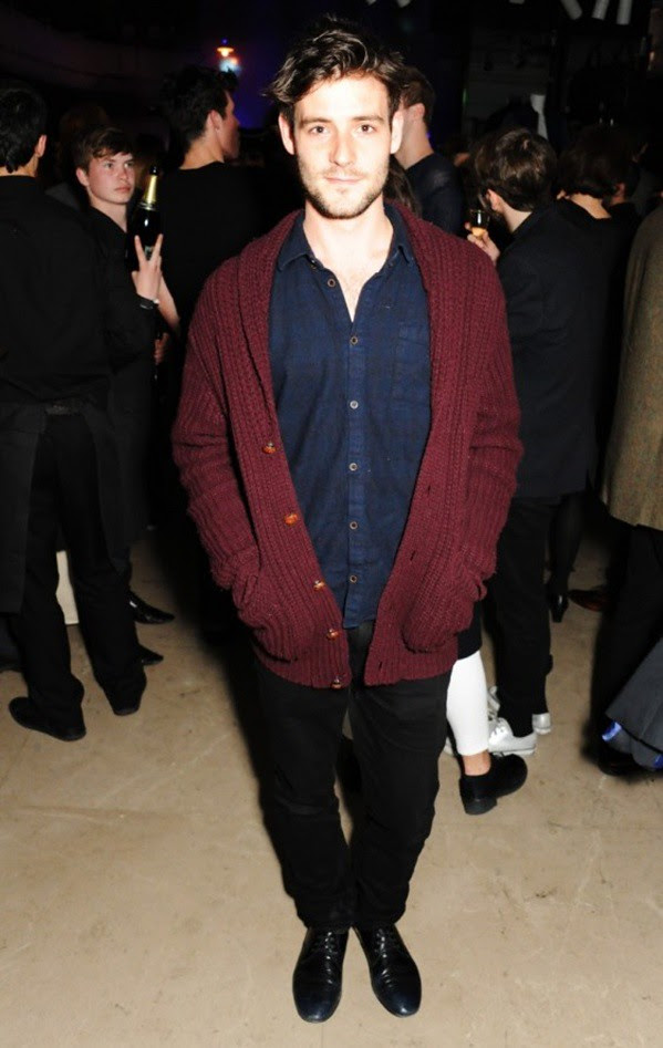 9 Roo Panes at the Burberry 'Live at 121 Regent Street' event.