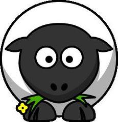 lemmling_Cartoon_sheep2