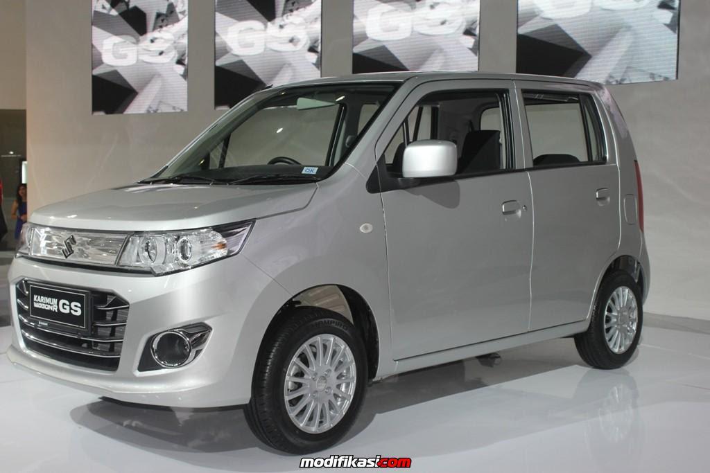 Suzuki Hadirkan Kemewahan Pada Karimun Wagon R GS di IIMS 2020