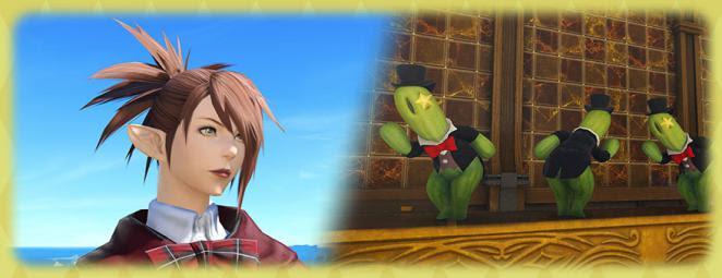 Final Fantasy 14 Das Gold Saucer Festival Kehrt Am 30 Mai Zurück