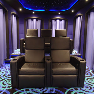 Cool Homes: DIYer Makes His Own Home Theater Seats, by Rachel ...