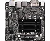 ASRock Mini-ITX マザーボード Celeron J1900 4コア Q1900-ITX