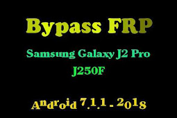 How to Hard Reset Samsung Galaxy J2 Pro (2018) and Bypass FRP Google Account.