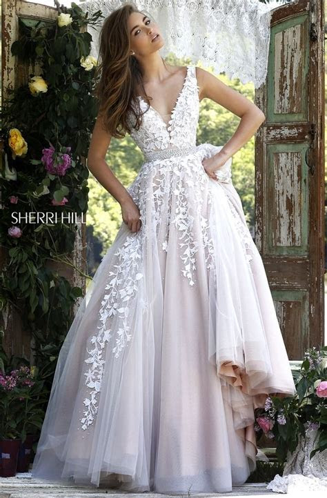 25  best ideas about Sherri Hill Wedding Dresses on