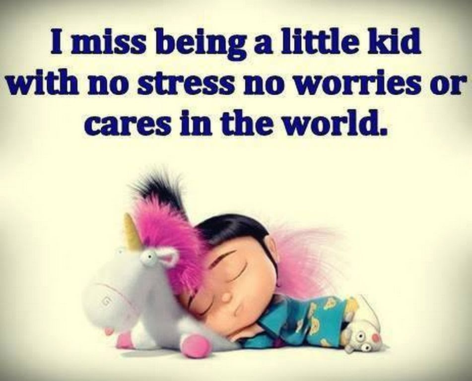 I Miss Being A Kid Minion Pictures Photos And Images For Facebook