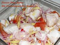 Kinilaw Tanguige Tomato