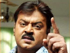 Vijayakanth Slam Media