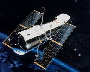 Guarda la versione ingrandita di Il telescopio spaziale Hubble