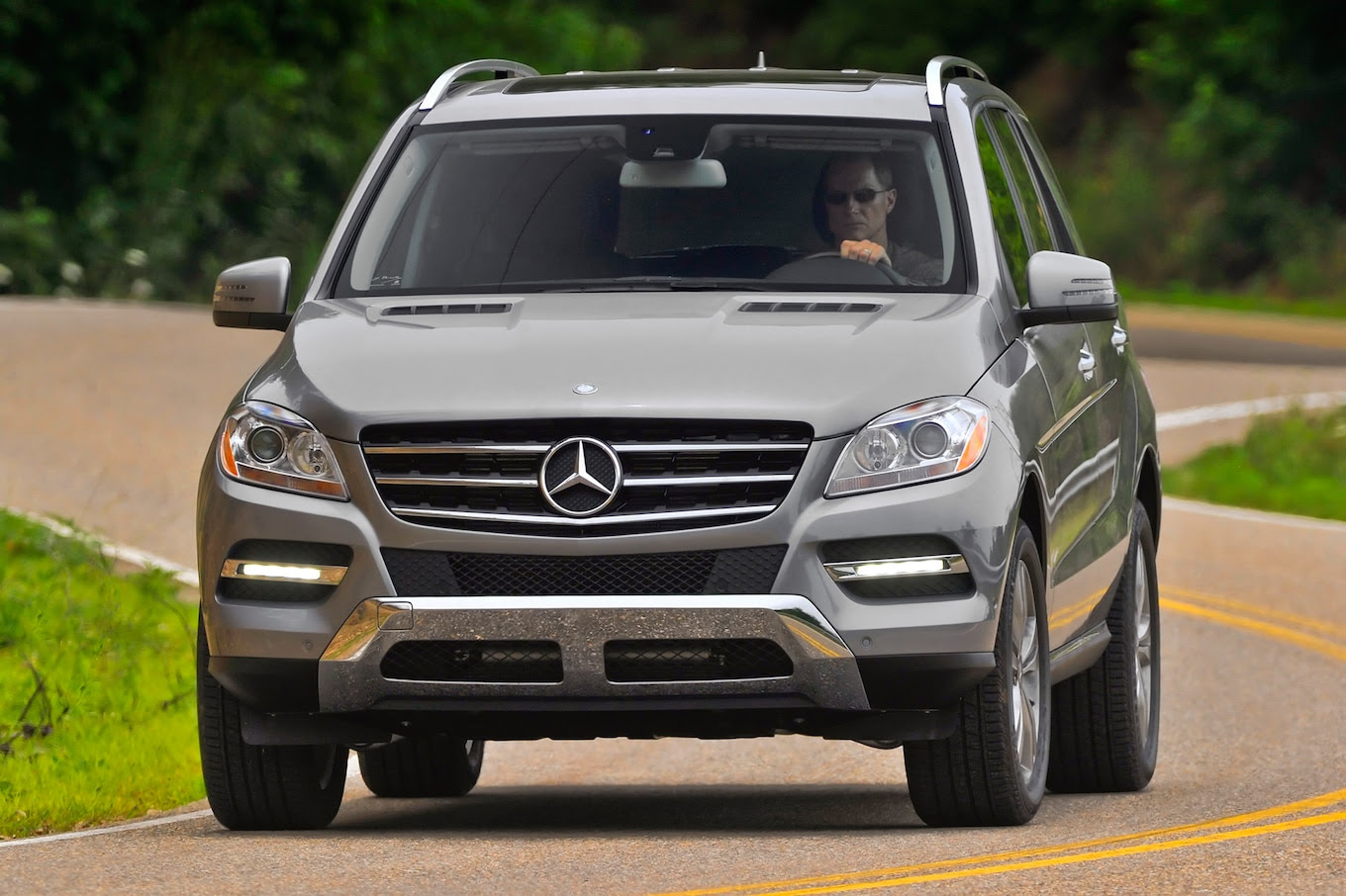 2014 Mercedes-Benz M-Class Reviews and Rating   Motor Trend