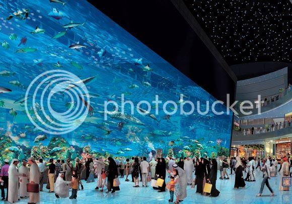 Pusat Perbelanjaan di Dubai