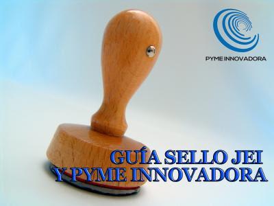 Portada guia sello jei y pyme innovadora