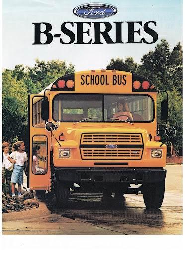 1988 FORD B-Series (FTO-2805-1)