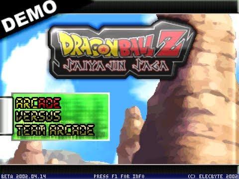 DGZ Saiyajin Saga (Demo)