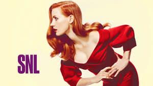 Saturday Night Live Season 43 : Jessica Chastain and Troye Sivan