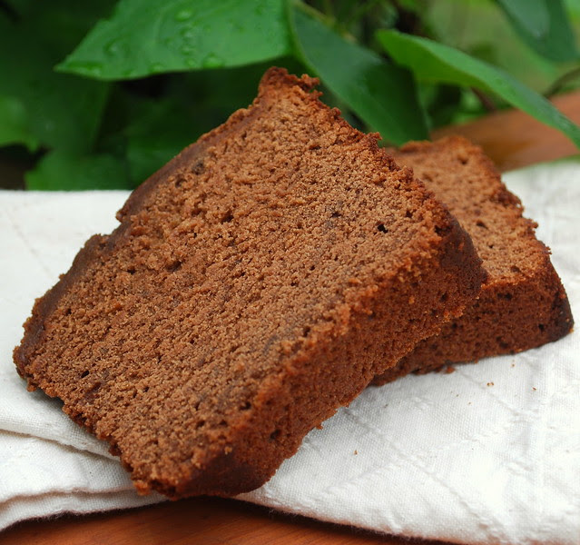 Double Chocolate Pound Cake1