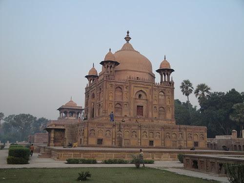Khushrubagh, Allahabad