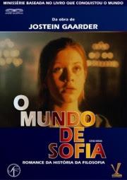 DVD Duplo: O Mundo de Sofia