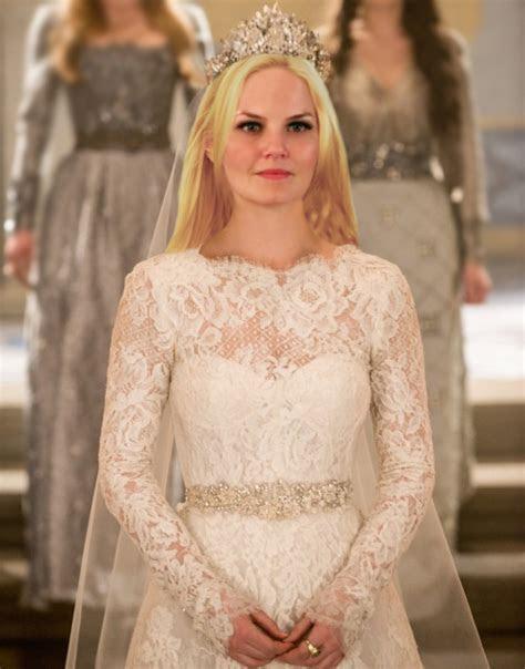 Emma Swan Wedding by actualpuppykillian.deviantart.com on