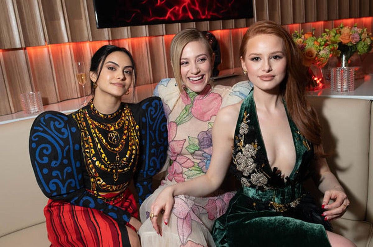 """Camila Mendes, Lili Reinhart, And Madelaine Petsch Really """"Bonded"""" After Going Through Pandemic Breakups Together"""
