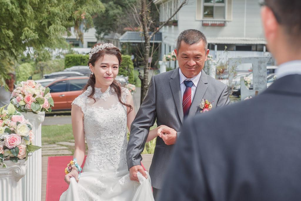 009羅莎會館 花園婚禮