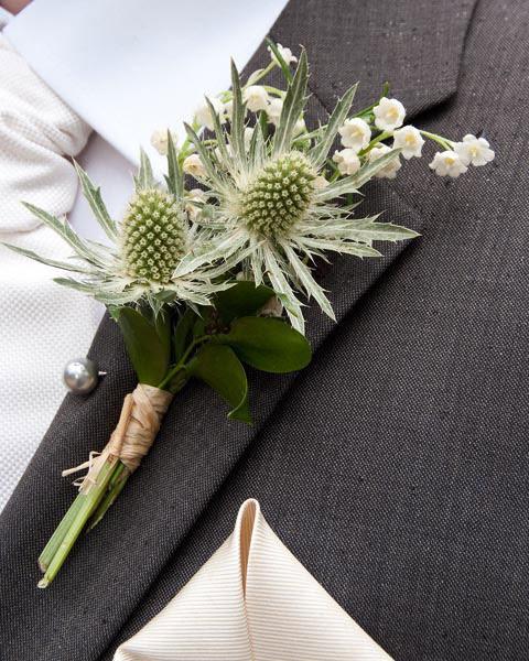 scottish wedding flowers photographs