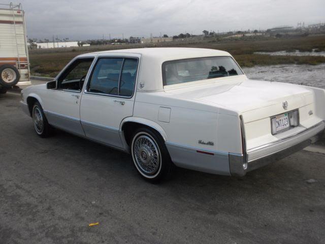Cadillac DeVille Sedan 1989 For Sale. 1G6CD5151K4267560 89 ...