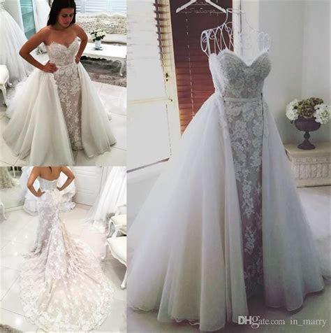 Pin on Mermaid Wedding Dresses