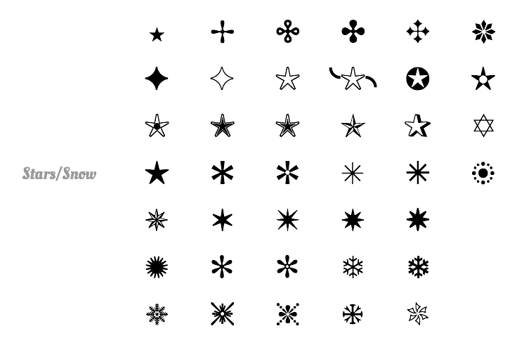 71 Facebook Star Symbol Meaning Facebook Meaning Star Symbol