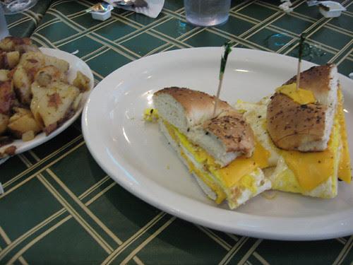 bagel tree breakfast
