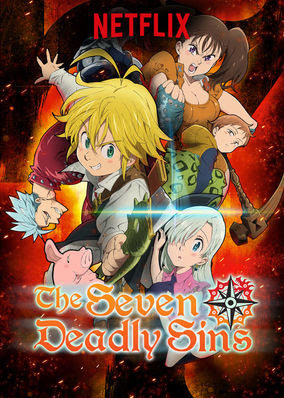 Seven Deadly Sins, The - Season 1