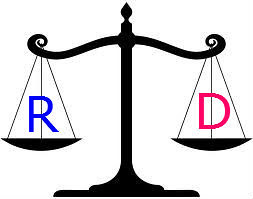 scales of justice R and D