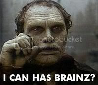 Zombie Eat Brains