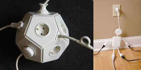 Modern Electrical Outlets and Power Strips