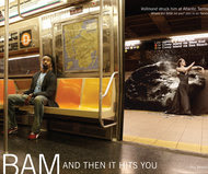 An ad from BAM's new campaign.