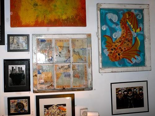 83 Gallery, Gallery Hop Feb 5 2011