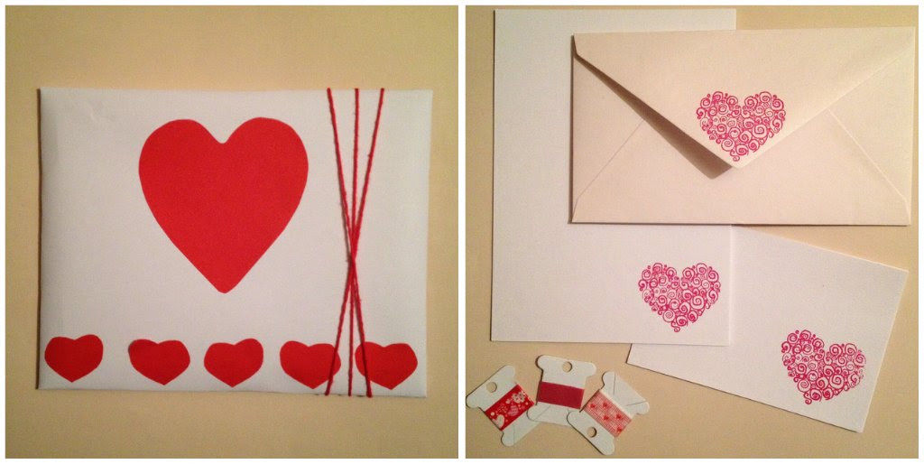 Valentines Stationery