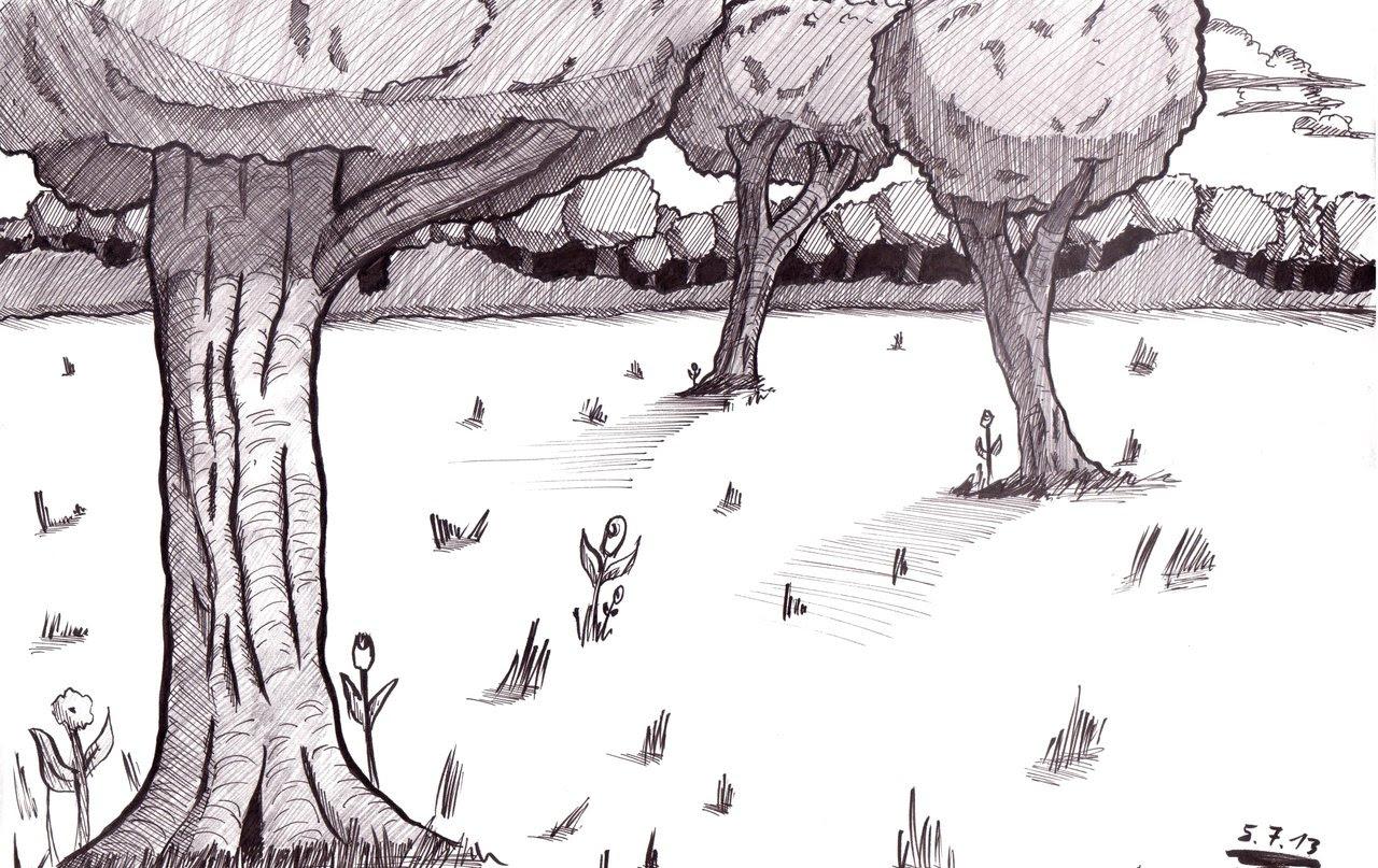 Drawn Backgrounds - WallpaperSafari
