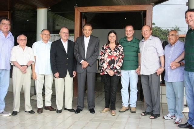 Liderança do PMDB decide pelo nome de Luis Fernando. Foto: Flora Dolores / O Estado