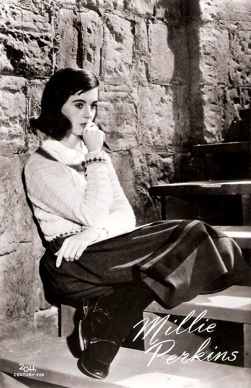 Millie Perkins,The Diary of Anne Frank
