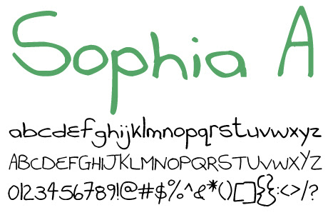 click to download Sophia A