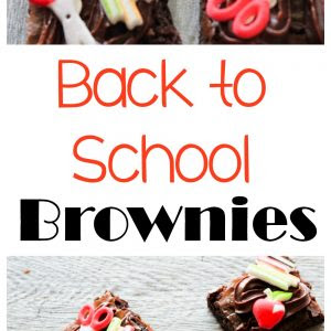 Back To School Brownies Collage Mandys Recipe Box