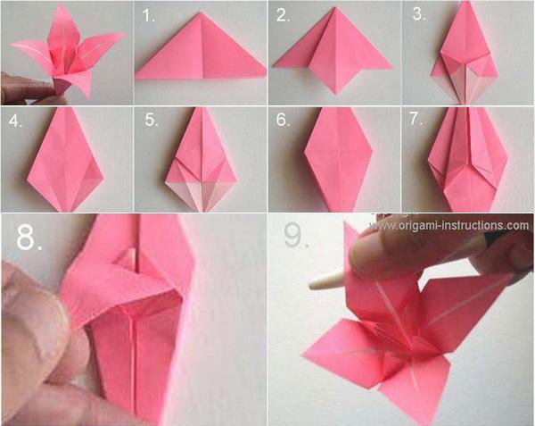 Origami Rose Box | Origami rose box, Origami rose | 477x600