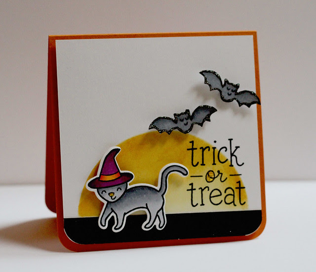 LawnFawn tricktreat lyoast